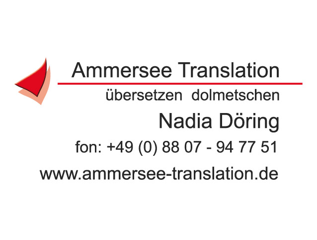Ammersee Translation